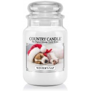 Country Candle 2 Wick Large Jar Winter's Nap