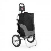 Duramaxx Carry Grey Cykelkärra Handkärra max bärkraft 20kg svart/grå