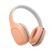 XIAOMI Relax Version Wired 3.5mm Stereo Over-ear Mi Headphone with Mic and Line-in Control - Orange