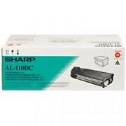 Sharp Al-110DC Original Toner Cartridge Black