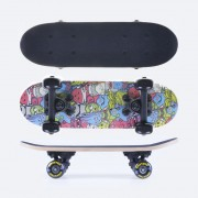 Mini skateboard Spokey maystra 43 x12,5 cm