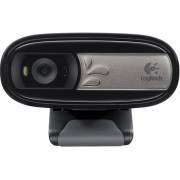 Camera web, 1024 x 768 pixeli, USB, negru, LOGITECH C170
