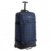 Burton Cestovní taška Burton Multipath 90L Checked dress blue basket ikat