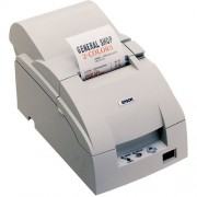 Miniprinter matriz Epson TM-U220A10 color/serial/blanca