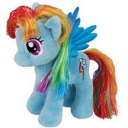 Plusuri Ty - Rainbow Dash Din My Little Pony - Ty41005