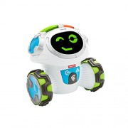 Fisher-Price Fkc37 Think and Learn Teach-N-Tag Movi Activity, Mobile Kids Robot Educational Toy with Music Lights Interactive Games, Suitable for 3 Year Old