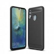 Husa TECH-PROTECT TPUCARBON Huawei Honor 10 Lite Black