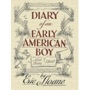 Diary of an Early American Boy: Noah Blake 1805, Paperback