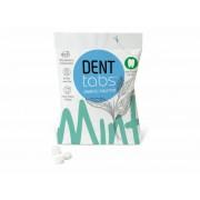 Denttabs fogtisztító tabletta fluoridmentes 125db