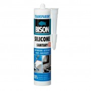 Etanseizant - BISON - Silicon Sanitar transparent 280 ml