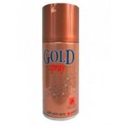Merkloos Gouden decoratie spray 150 ml