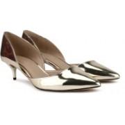 ALDO Women Gold Heels