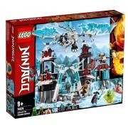 Lego Ninjago (70678). Il Castello dell'Imperatore Abbandonato