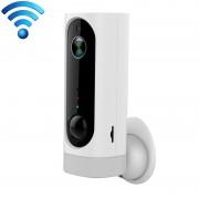 A1 WiFi draadloze 720P IP-Camera de visie van de nacht van de steun / bewegings-detectie / PIR bewegings-Sensor Two-way Audio ingebouwde 3000mAh accu