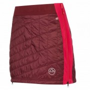 La Sportiva - Women's Warm Up Primaloft Skirt - Jupe synthétique taille XS, rouge