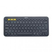 LOGITECH K380 MULTI-DEVICE BT KEYBOARD - DARK GREY