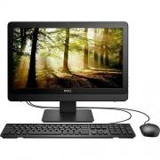 COMPUTADOR ALL IN ONE DELL DUAL CORE 4GB RAM HD 500GB TELA 20 WIN10