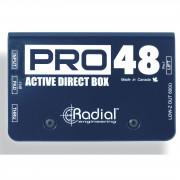 Radial Pro 48 DI-Box activo