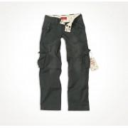 Damskie spodnie bojówki czarne Ladies Trousers vintage Surplus
