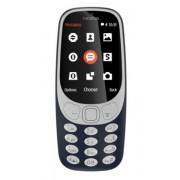 "GSM, NOKIA 3310, Single SIM, 2.4"", Dark Blue"