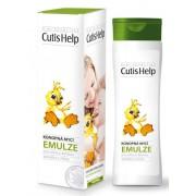 CutisHelp mimi konopná mycí emulze 200ml