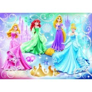 Disney Princess: Glittering Princesses