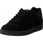 DC Shoes Net Shoe Black/Black, Skor, Sneakers och Träningsskor, Låga sneakers, Svart, Unisex, 42