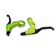 Trinity XL-95 kerékpár V-fékkar zöld-fekete