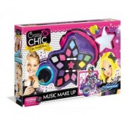 Zestaw kreatywny CLEMENTONI Crazy Chic Music Make Up 78416