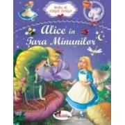 Alice in Tara Minunilor - Bunica ne citeste povesti