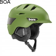 Bern Helma Bern Rollins matte fatigue green men matte fatigue green XXL/XXXL (60,5-63,5 cm)