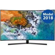 "Televizor LED Samsung UE49NU7502, 125 cm (49""), Ultra HD 4K, Smart TV, Ecran curbat, WiFi, CI+"