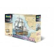 Revell Gift Set Battle of Trafalgar 1:225 hajó makett 5767