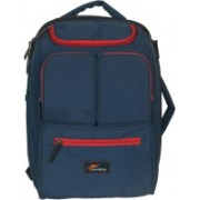 Protecta PNY012ONREOrganised Chaos XL Convertible Laptop Backpack/Briefcase for Laptops with Screen Size up to 15.6 inch Laptop Bag(Navy,Red)