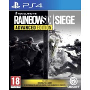 Joc consola Ubisoft Rainbow Six Siege Advanced Edition pentru PS4