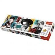 Puzzle 500 piese - Elvis Presley