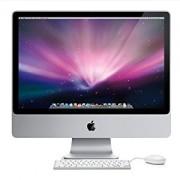 "Sistem Apple All in One iMac 20"" cu procesor Intel Core2Duo, memorie Ram 4GB, placa video ATI + Magic Mouse si Magic Keyboard (WIFI)"