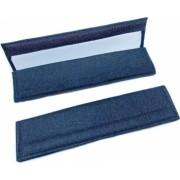 Set 2 buc protectie centura de siguranta/huse din poliester M-Power V1 inchiderea and nbsp velcro dimensiuni 22cm x 6cm