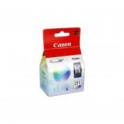 Cartucho De Tinta Canon Color Modelo, CL-211 2976B017AA