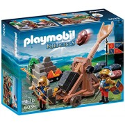 PLAYMOBIL Royal Lion Knights Catapult Set