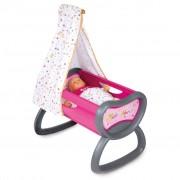 Smoby Baby Nurse Cradle 37x55x76 cm 220311