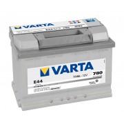 Baterie auto 12V 77Ah 780A E44 VARTA SILVER DYNAMIC cod 577400 078