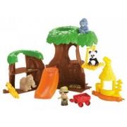 L'Arbre Maison Des Animaux Little People 1-5 Ans - Fisher Price