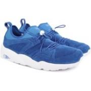 Puma Blaze of Glory SOFT Sneakers For Men(Blue)