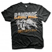 Rampage - There Is Not A Crowd T-Shirt