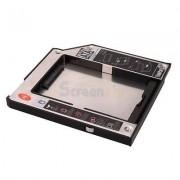 Ultrabay Slim SATA HDD Hard Drive Disk Caddy Adapter Bay for IBM Lenovo T60 T61