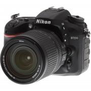 Cámara Réflex Nikon D7200 18-140mm ED VR 24.2MP-Negro