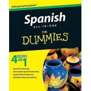 Spanish AllinOne For Dummies by Consumer Dummies