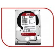 Жесткий диск 6Tb - Western Digital Red WD60EFRX