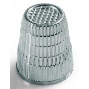 PRYM fém gyűszű, mély barázdákkal, 16mm, 431862